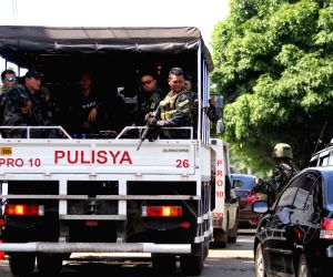 PHILIPPINES-LANAO DEL SUR-CLASHES-MARTIAL LAW
