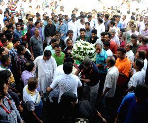 Amal Dutta's last rites