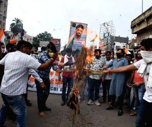 Sushant Singh' fans demand CB enquiry into his death
