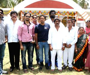 Launch of Telugu film Nachhalaa