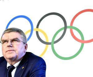 SWITZERLAND LAUSANNE IOC EB MEETING