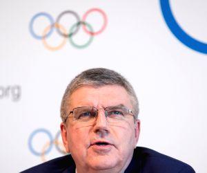 SWITZERLAND LAUSANNE IOC PRESIDENT