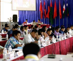 MYANMAR-LAW KHEE LAR-ETHNIC ARMED ORGANIZATIONS-SUMMIT