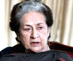 At 84, Vidya Stokes still hopes to be Himachal chief minister