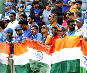 BCCI to ICC: Assure safety of players after slogan fiasco