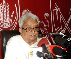 Biman Bose's press conference