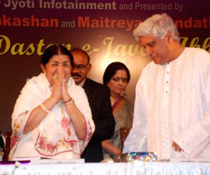 Javed Akhtar's Bestselling Book 'Tarkash' Launched in Marathi