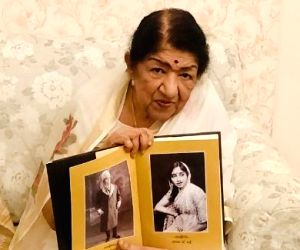 Lata Mangeshkar returns home, thanks fans for love