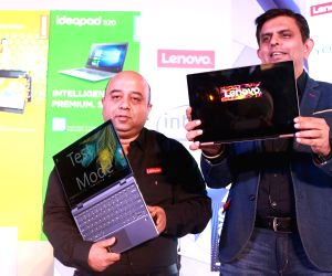 Lenovo unveils future-ready laptops for millennials in India