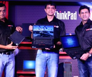 "Lenovo launches ""Think"" products"