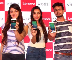 "Lenovo launches ""Vibe S1"