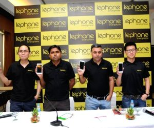 "lephone W7"" - launch"