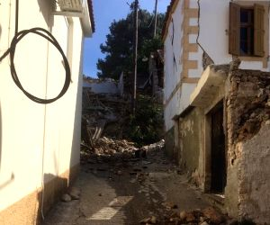 GREECE-LESVOS ISLAND-EARTHQUAKE