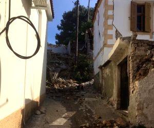GREECE LESVOS ISLAND EARTHQUAKE