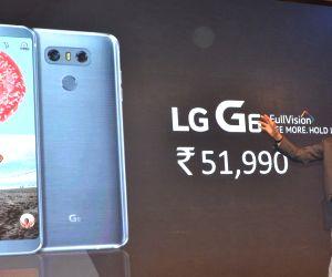 LG-G6 smartphones - launch