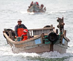 CHINA-SUMMER FISHING MORATORIUM