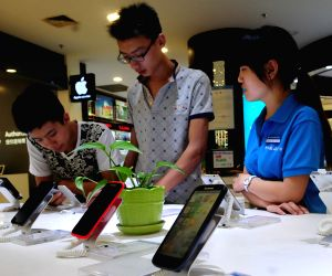Zouping County: College freshmen digital product sale