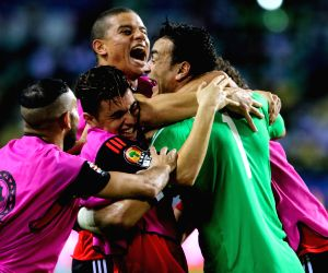 GABON LIBREVILLE FOOTBALL AFRICA CUP OF NATIONS EGYPT BURKINA FASO