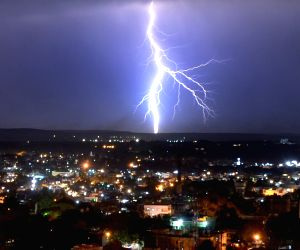 13 killed in lightning strikes in Odisha