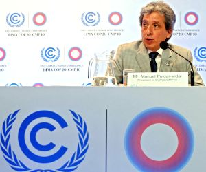 Lima (Peru): 20th U.N. Conference on Climate Change