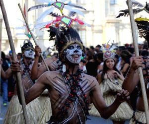 PERU LIMA CARNIVAL