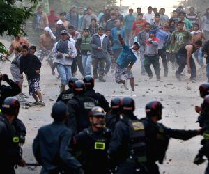 PERU LIMA SOCIETY EVICTION