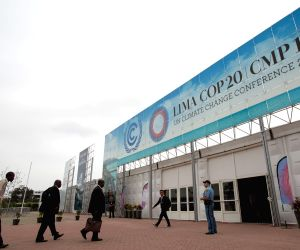 Lima (Peru): UN COP 20/CMP 10 20th session of the Conference of the Parties