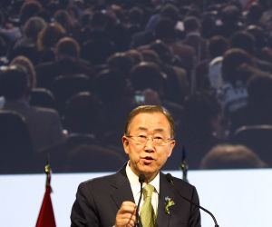 Lima : Framework Convention on Climate Change