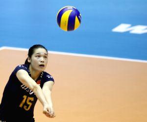 JAPAN SAITAMA VOLLEYBALL WORLD GRAND PRIX CHINA