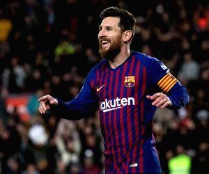 File Photo: Lionel Messi