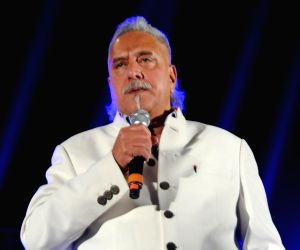 Liquor baron Vijay Mallya, wanted in India for defaulting on over Rs 8,000 crore in bank loans, was arrested in London on April 18, 2017. Within hours, a court granted him bail. (File Photo: IANS)