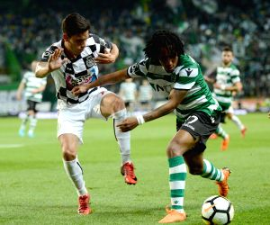 PORTUGAL-LISBON-SOCCER-PORTUGUESE LEAGUE-SPORTING VS BOAVISTA