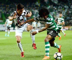 PORTUGAL LISBON SOCCER PORTUGUESE LEAGUE SPORTING VS BOAVISTA
