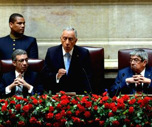 PORTUGAL LISBON CARNATION REVOLUTION PRESIDENT