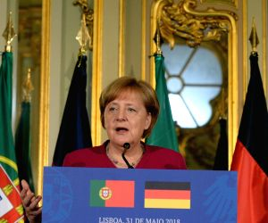 PORTUGAL LISBON PRESIDENT GERMANY CHANCELLOR MEETING