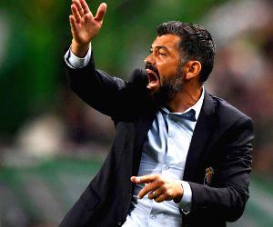 PORTUGAL-LISBON-SOCCER-LEAGUE-SPORTING CP VS FC PORTO