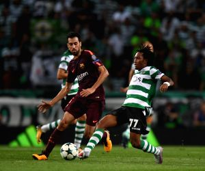 PORTUGAL LISBON FOOTBALL CHAMPIONS LEAGUE BARCELONA SPORTING