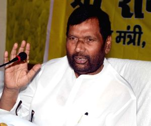 File Photo: Ramvilas Paswan