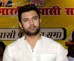 Token seat not accepted this time: Chirag Paswan