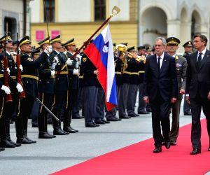 SLOVENIA LJUBLJANA AUSTRALIA POLITICS VISIT