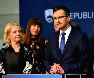 SLOVENIA LJUBLJANA PRESIDENT REELECTION