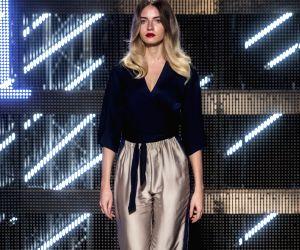 Slovenia L Jubljana Fashion Week