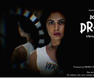 Lockdown diaries: Kavita Kaushik shoots horror short at home