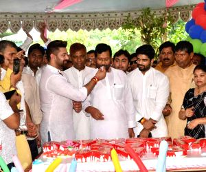 Ram Vilas Paswan's birthday celebrations
