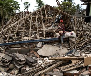 Indonesia raises Lombok island earthquake toll to 460