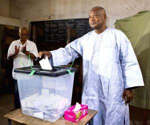 TOGO LOME PRESIDENTIAL VOTE