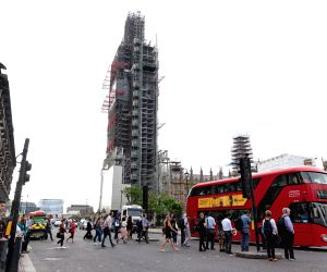 UK police name suspect in Parliament crash