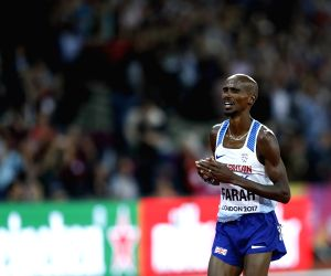 BRITAIN-LONDON-ATHLETICS-IAAF-WORLD CHAMPIONSHIPS-DAY 1