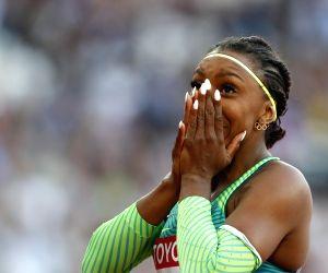 BRITAIN LONDON ATHLETICS IAAF WORLD CHAMPIONSHIPS DAY 3