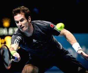 London (Britain): ATP World Tour Finals - Switzerland v/s Britain